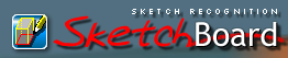 sketchboard - sketch recognition software